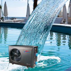 Extend your swimming season with a swimming pool heat pump